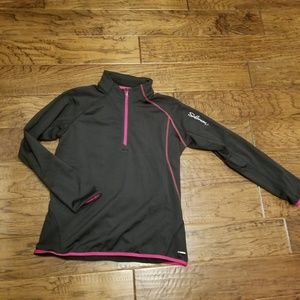Salomon XA Midlayer Half Zip Top - EUC - Large